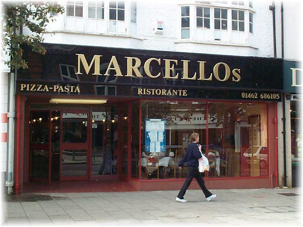 Italian Restaurant Names: Italian Restaurants In Letchworth