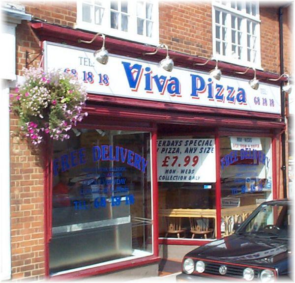 Italian restaurants in letchworth Garden city pizza